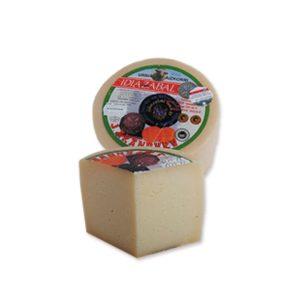 cuña de queso Idiazabal Aranburu